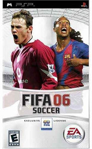 FIFA 2006 - PSP (Pre-owned)