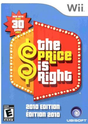 The Price is Right: 2010 Edition - Wii (Pre-owned)