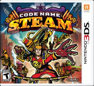 Code Name: S.T.E.A.M. - 3DS (Pre-owned)