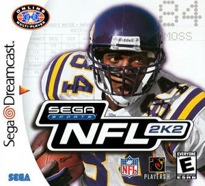 NFL 2K2 - Dreamcast (Pre-owned)
