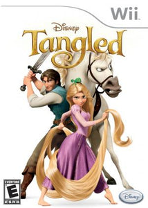 Tangled - Wii (Pre-owned)