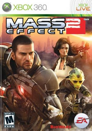 Mass Effect 2 - Xbox 360 (Pre-owned)