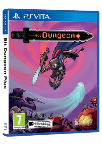 Bit Dungeon Plus (PAL Import - Cover in French - Plays in English) - PS Vita