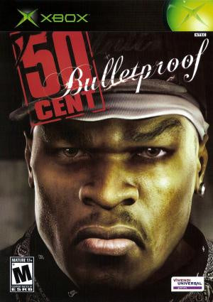 50 Cent Bulletproof - Xbox (Pre-owned)