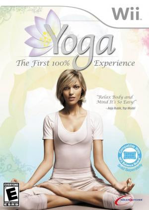 Yoga - Wii (Pre-owned)