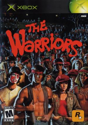 The Warriors - Xbox (Pre-owned)