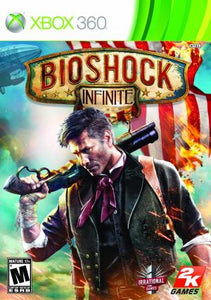 BioShock Infinite - Xbox 360 (Pre-owned)