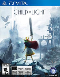 Child of Light - PS Vita (Pre-owned)