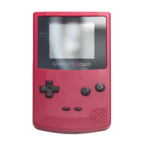 Gameboy Color System Console - Berry