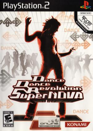Dance Dance Revolution Supernova - PS2 (Pre-owned)