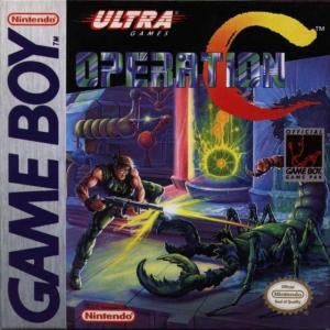 Operation C - GB (Pre-owned)