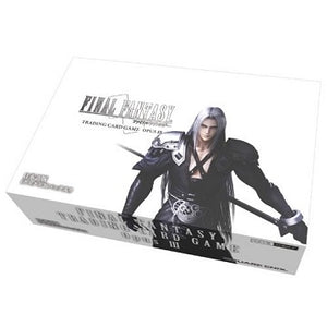Final Fantasy TCG: Opus III (3) Booster Box
