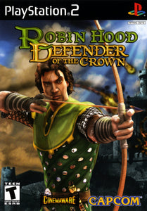 Robin Hood Defender of the Crown - PS2 (Pre-owned)