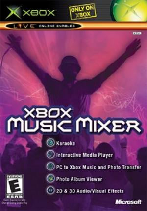 Xbox Music Mixer - Xbox (Pre-owned)