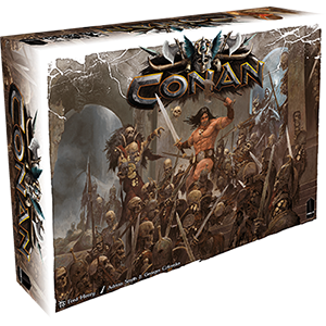 Conan - The Boardgame