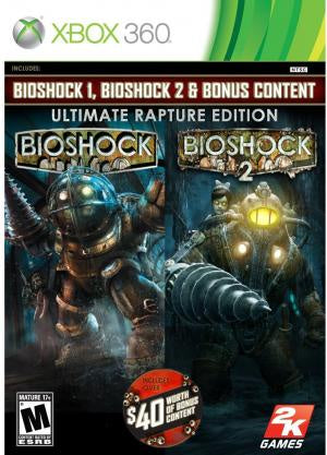 Bioshock Ultimate Rapture Edition - Xbox 360 (Pre-owned)