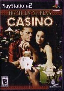 High Rollers Casino - PS2 (Pre-owned)