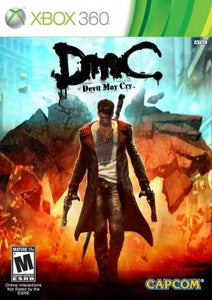 DMC: Devil May Cry - Xbox 360 (Pre-owned)