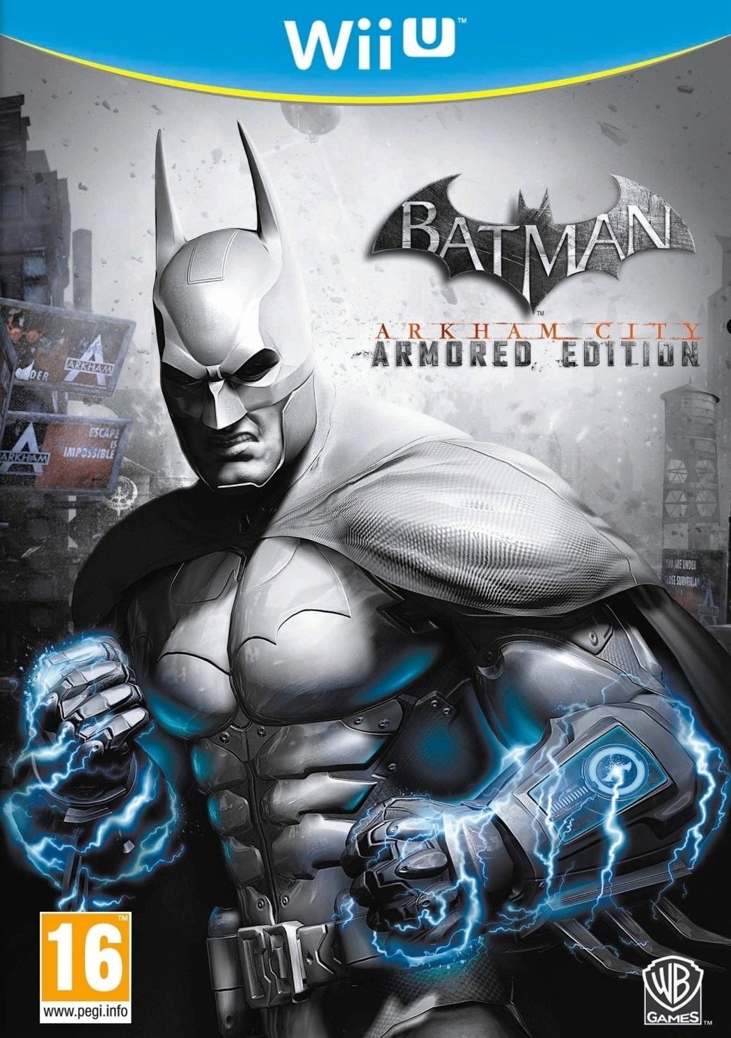Batman: Arkham City Armored Edition - Wii U (Pre-owned)