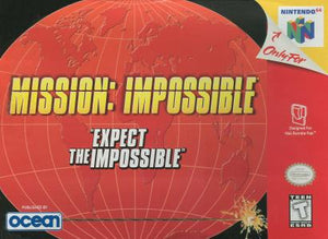Mission Impossible - N64 (Pre-owned)