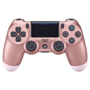 (Front Lit) DualShock 4 PlayStation 4 Controller Wireless Controller PS4 (Rose Gold)
