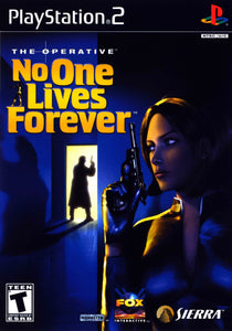 No One Lives Forever - PS2 (Pre-owned)
