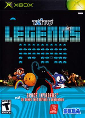 Taito Legends - Xbox (Pre-owned)
