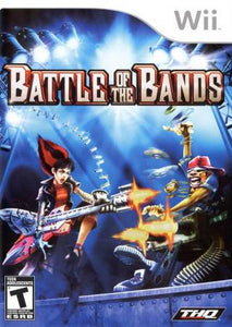 Battle of the Bands - Wii (Pre-owned)