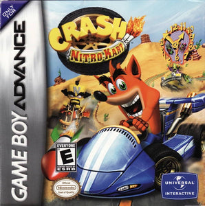 Crash Nitro Kart - GBA (Pre-owned)