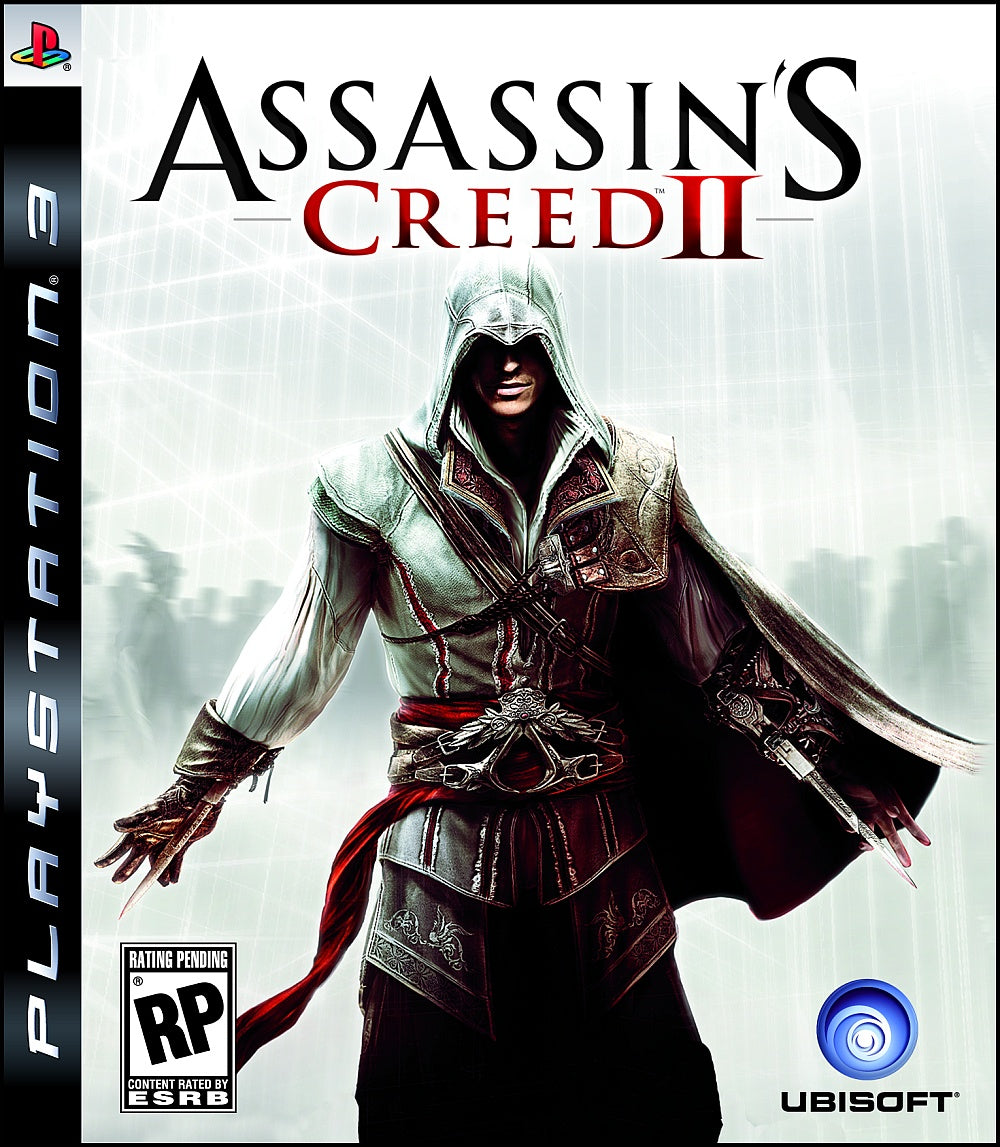 Assassin's Creed II - PS3 (Pre-owned)
