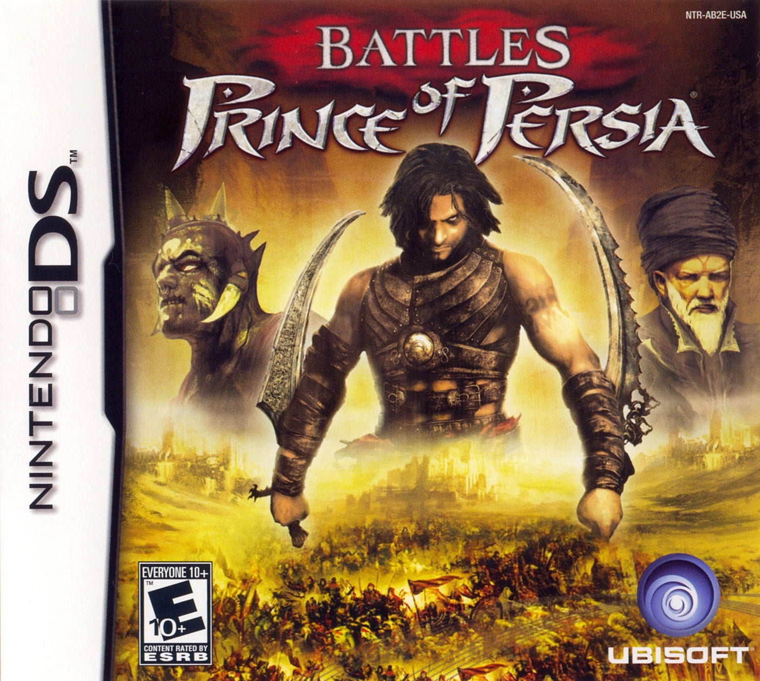Battles of Prince of Persia - DS (Pre-owned)