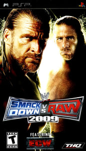 WWE SmackDown vs. Raw 2009 - PSP (Pre-owned)