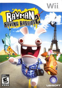 Rayman Raving Rabbids 2 - Wii (Pre-owned)