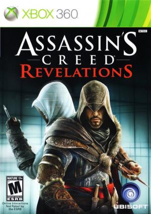 Assassins Creed Revelations - Xbox 360 (Pre-owned)