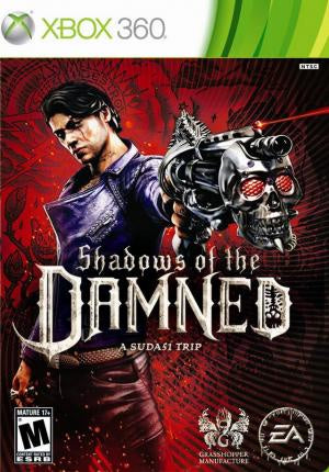 Shadows of the Damned - Xbox 360 (Pre-owned)