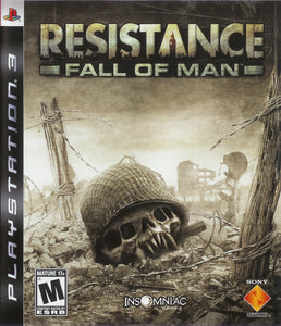 Resistance Fall of Man - PS3 (Pre-owned)