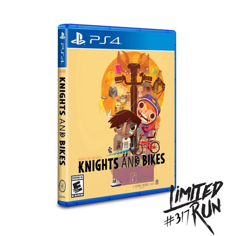 Knights and Bikes (Limited Run Games) - PS4