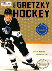 Wayne Gretzky Hockey - NES (Pre-owned)