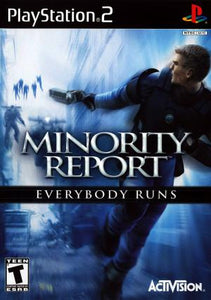 Minority Report - PS2 (Pre-owned)