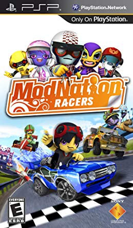 ModNation Racers - PSP (Pre-owned)