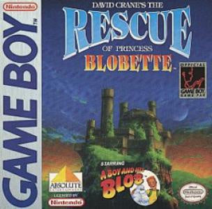 Rescue of Princess Blobette - GB (Pre-owned)