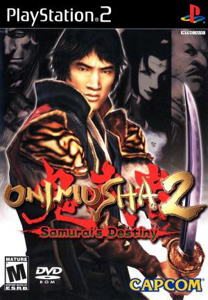 Onimusha 2 - PS2 (Pre-owned)