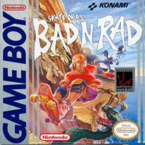 Skate or Die Bad n Rad - GB (Pre-owned)
