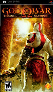 God of War Chains of Olympus - PSP (Pre-owned)