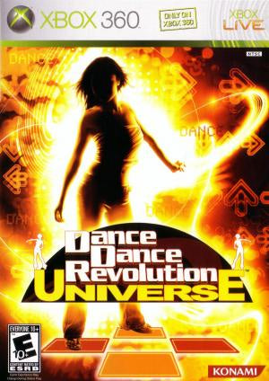 Dance Dance Revolution Universe - Xbox 360 (Pre-owned)