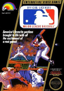 Major League Baseball - NES (Pre-owned)