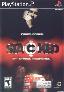Stacked With Daniel Negreanu - PS2 (Pre-owned)