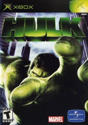 The Hulk - Xbox (Pre-owned)