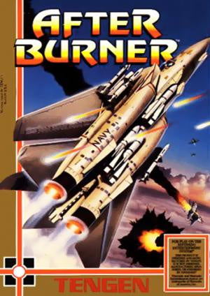 After Burner - NES (Pre-owned)