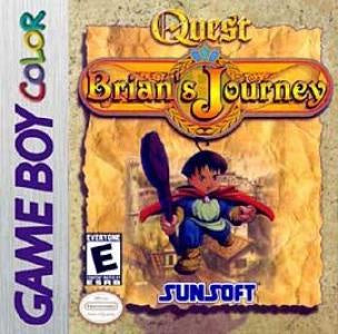 Quest Brian's Journey - GBC (Pre-owned)